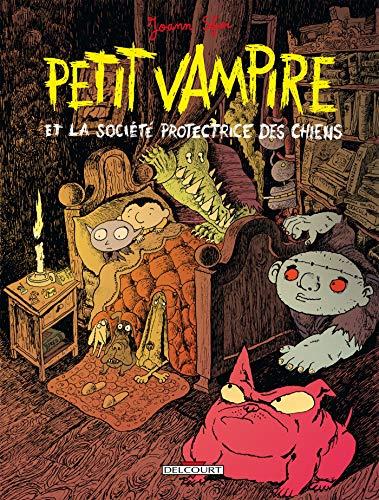 Petit vampire, tome 3 : Petit vampire et la société protectrice des chiens