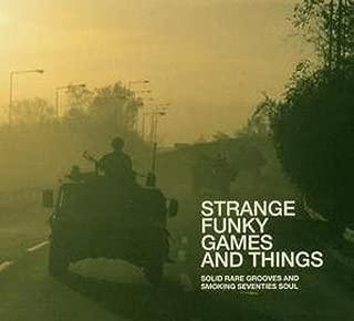 Strange Funky Games & Things