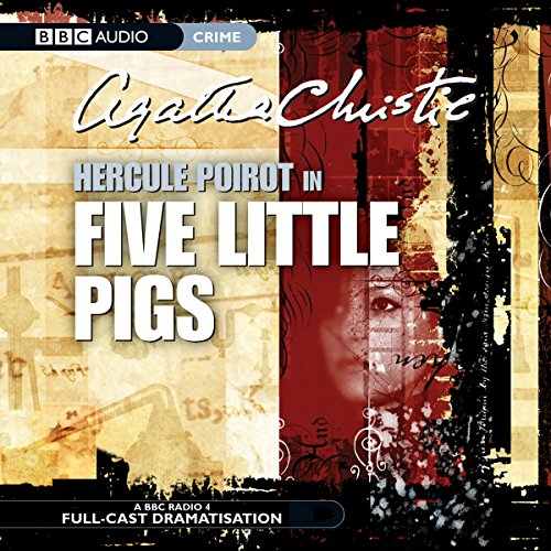 Five Little Pigs cover art