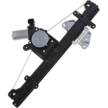 Window Regulator Compatible with 2013-2018 Nissan Sentra Power With Motor Front Driver Side