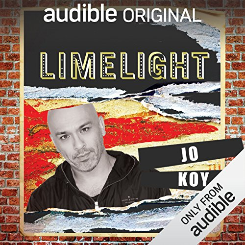 Ep. 24: Just Playing With Jo Koy (Limelight) audiobook cover art