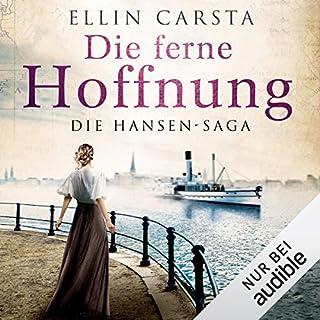 Die ferne Hoffnung (Die Hansen-Saga 1) audiobook cover art