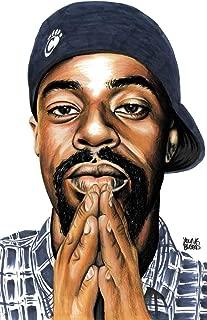Mac Dre All Praise Andre Poster