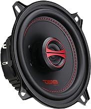 """DS18 GEN-X5.25 Coaxial Speaker – 5.25"""", 2-Way, 135W Max, 45W RMS, Black Paper.."""