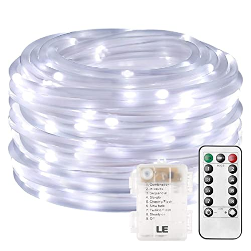 finest selection 52763 c723b Battery Rope Lights: Amazon.com
