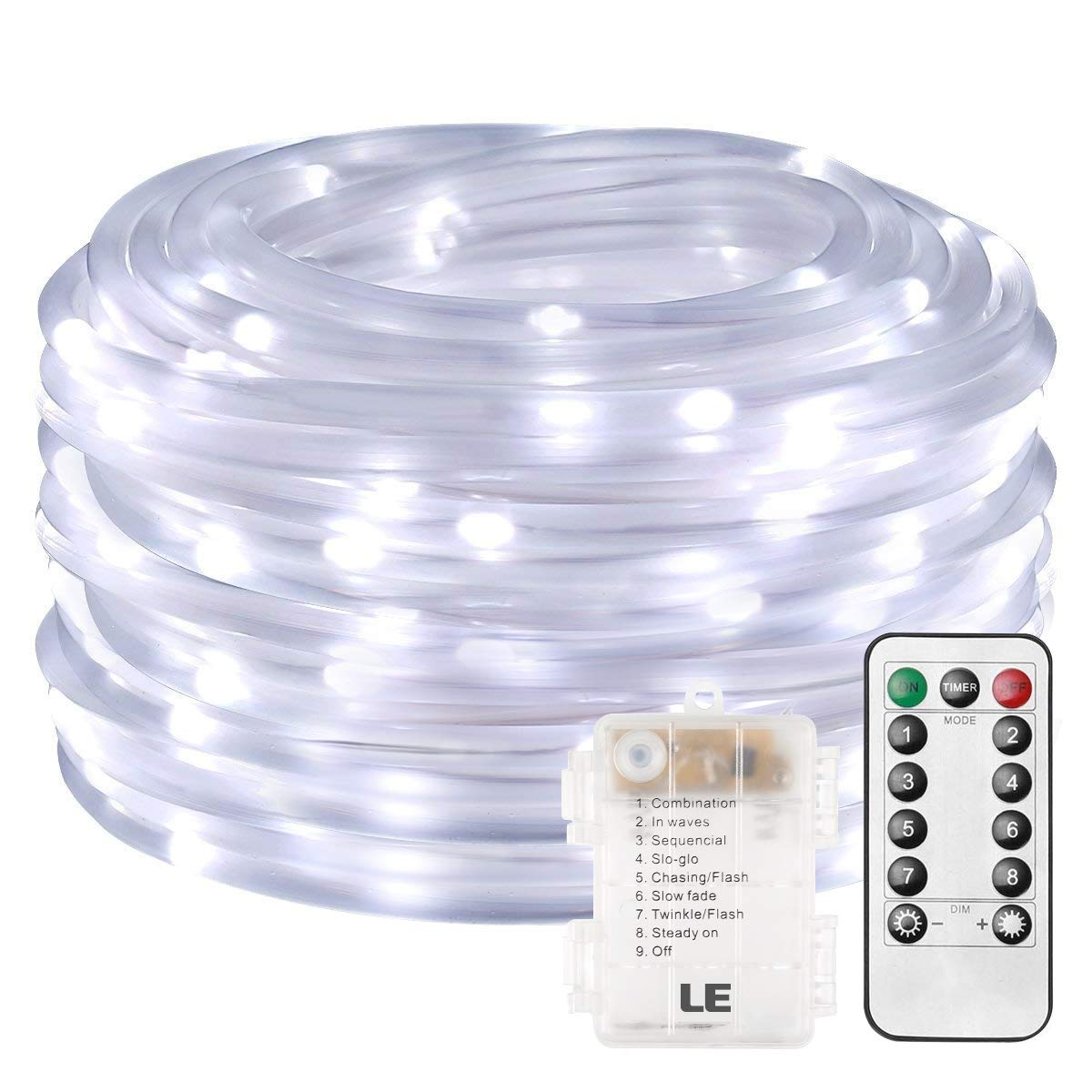 12 Volt Led Rope Light Dimmer Controls Our 2 Wire Round 12v Lights