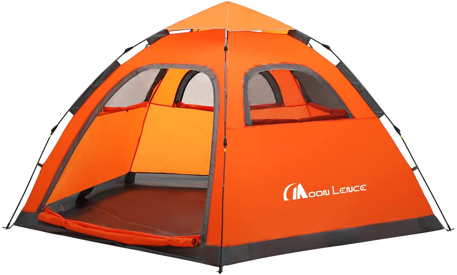 Max 45% OFF Max 53% OFF MOON LENCE Instant Pop Up Tent Po Family Camping Person 4-5