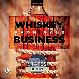 Whiskey Business audiobook cover art