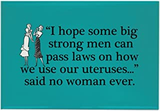 CafePress Funny Pro Choice Rectangle Magnet, 2