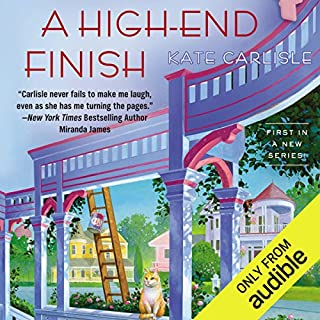 A High-End Finish                   By:                                                                                                                                 Kate Carlisle                               Narrated by:                                                                                                                                 Angela Starling                      Length: 8 hrs and 52 mins     4 ratings     Overall 4.3