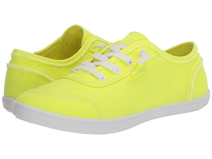 80s Shoes, Sneakers, Jelly flats BOBS from SKECHERS Bobs B Cute Neon Yellow Womens  Shoes $40.99 AT vintagedancer.com