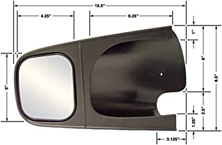 CIPA 10502 Dodge Custom Passenger Side Towing Mirror