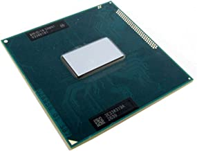 Intel Core i3-3110M 2.4GHz 3MB Dual-core Mobile CPU Processor Socket G2 988-pin SR0N1 SR0T4 (Renewed)