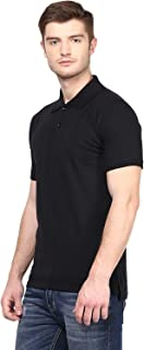 AMERICAN CREW Men's Polo Collar Half Sleeve T Shirts for Men