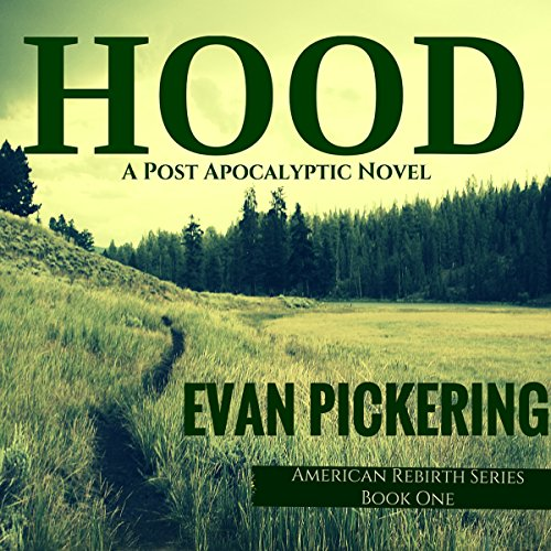 Hood audiobook cover art