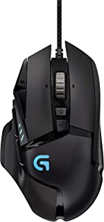 Logitech G502 Gaming Mouse - Black