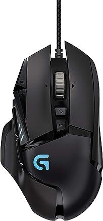 d5aaddefe4c Logitech G502 Proteus RGB Spectrum Tunable Gaming Mouse - Black