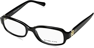 Michael Kors 0MK8016 Optical Full Rim Rectangle Womens Sunglasses