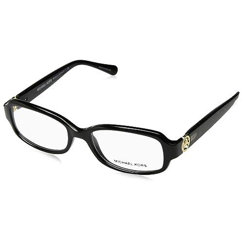 bd0745610def Michael Kors 0MK8016 Optical Full Rim Rectangle Womens Sunglasses
