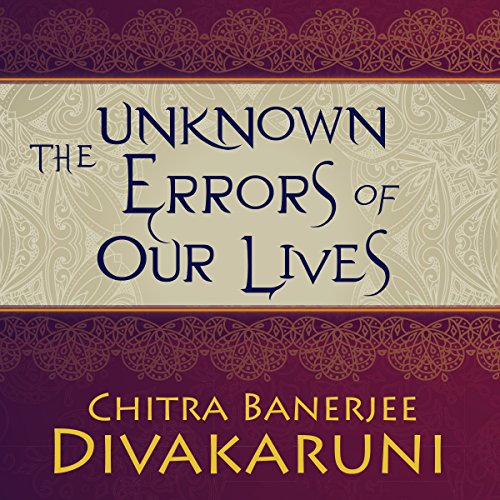 The Unknown Errors of Our Lives audiobook cover art