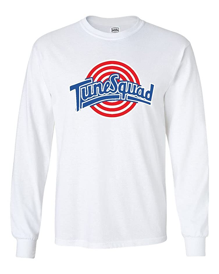 KING THREADS Long Sleeve Space Jam Tunesquad T-Shirt