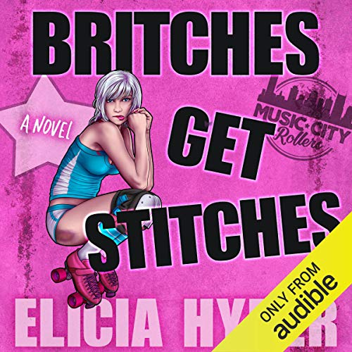Britches Get Stitches audiobook cover art