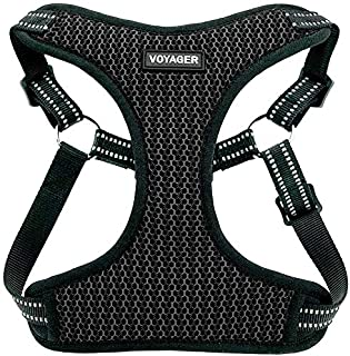 Voyager Step-In Flex Dog Harness - All Weather Mesh, Step...