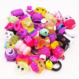50 PCS Shopkins of Season 7 Loose Toys Kids