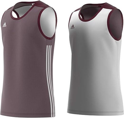 Amazon.com: adidas 3G Speed Reversible Jersey - Men's Basketball ...