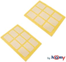 Double Sided Adhesive Stickers for Privacy Filter (Replacement Set of Double Side restickable Tape as Sticky tab Attachment for Laptop Privacy Screen Protector or Computer Monitor Screens) by Homy