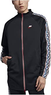 Nike Mens M NSW Taped Track JKT Poly AJ2681