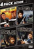 Delta Force / Delta Force 2 / Code of Silence / Hero and the Terror