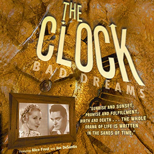 The Clock: Bad Dreams audiobook cover art