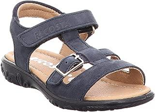 RICOSTA M/ädchen Riemchen-Sandalen RAKO 6522700 Kinder Sandalette,Klett-Sandale