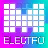 Record tracks Electro Drum Pads loops DJ Music Maker
