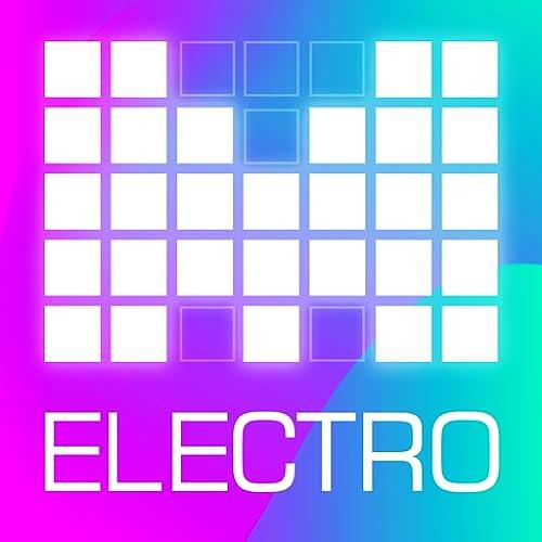 Electro Drum Pads loops DJ Music Maker