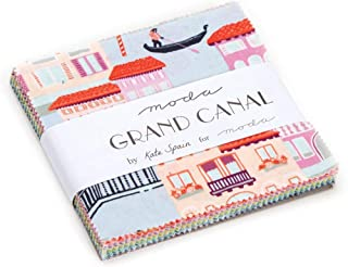 Grand Canal Charm Pack By Kate Spain; 42-5