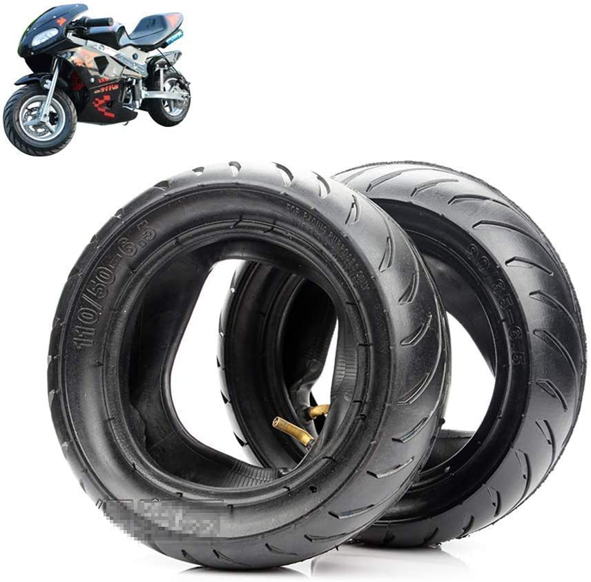 XYSQWZ Electric Scooter Tires 90 65 50 Online limited product Boston Mall 110 Slip 6.5 Non Wea