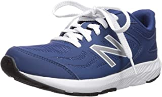 8848f92c12e1 New Balance Boys' 519v1 Running Shoe, Moroccan Tile/White, 13.5 XW US