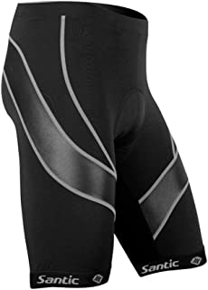 Men's Cycling Shorts Biking Bicycle Bike Pants Half Pants 3D Coolmax Padded Bike Shorts
