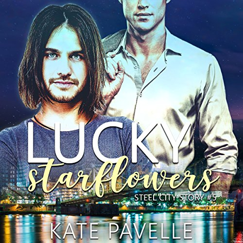 Lucky Starflowers audiobook cover art