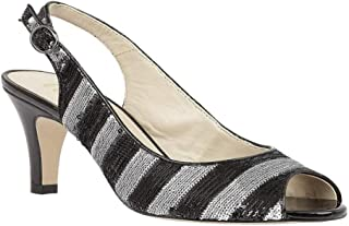 Vestir esLotus Mujer Amazon Zapatos Sandalias De Para CodxBe