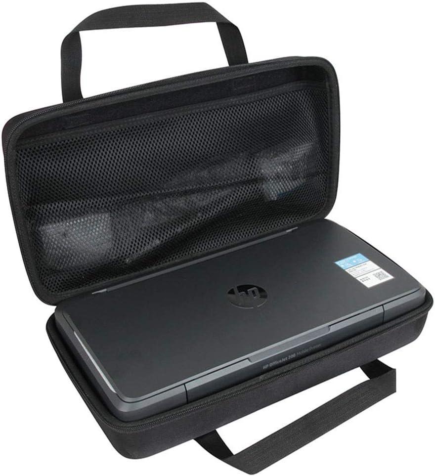 Adada Hard Travel Case for HP OfficeJet 200 Portable Printer (CZ993A)