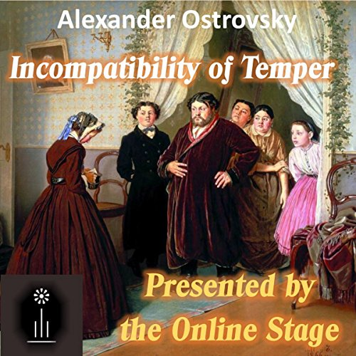 Incompatibility of Temper audiobook cover art