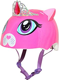 Raskullz Dutchess Meow Helmet, Pink