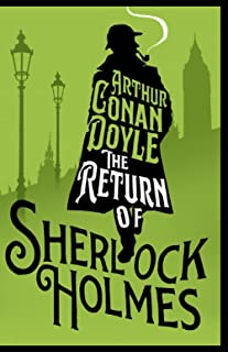 The Return of Sherlock Holmes annotated
