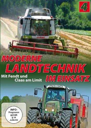 Moderne Landtechnik im Einsatz - Teil 4