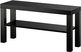 مينيماليست طاولة تلفزيون بسيطة 32 انش/ 90 × 26 سم / ابيض اسود