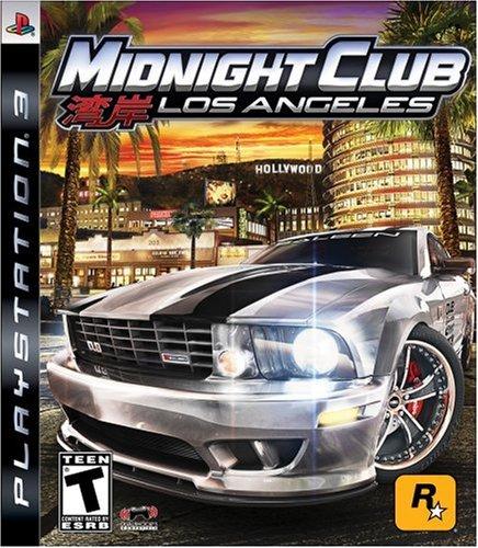 Midnight Club: Los Angeles (Sony PS3) [import anglais]