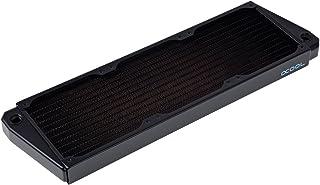 Alphacool NexXxoS ST30 Universal Radiador - Ventilador de PC (Universal, Radiador, 12 cm, Negro, Latón, Cobre, Acero, 124 mm)